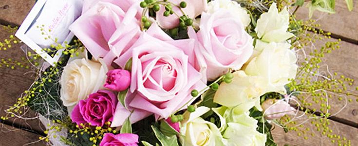 「幸せ波動のバラ」が、無償の愛のメッセージを皆さんにお届けします。