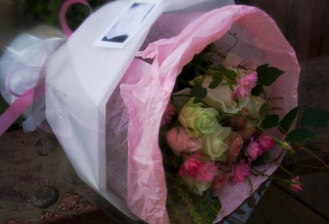バラを創る・花束を創る