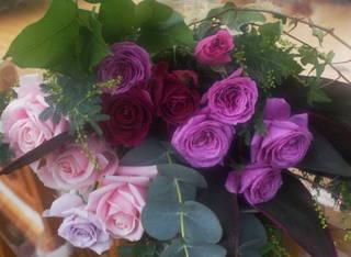 薔薇からのメッセージ