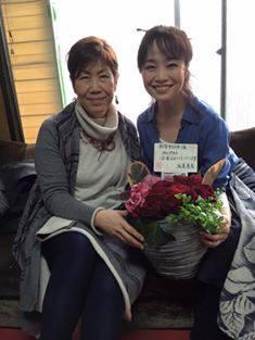 都築香弥子さんの今回の舞台へ バラさん