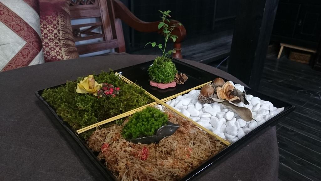 苔玉づくりイベント、佐光さんのブログからです