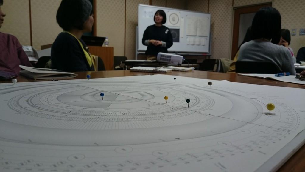 地球暦を学んできました