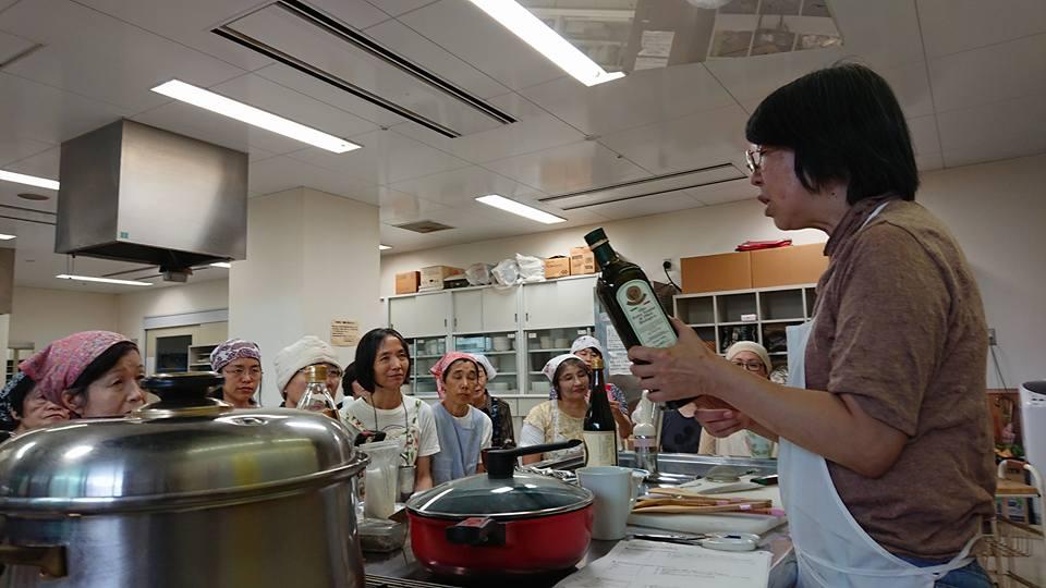五感を呼び覚ます料理教室