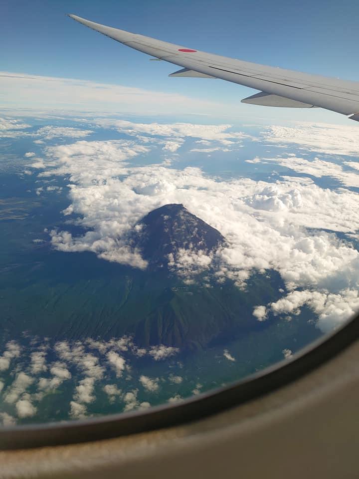 富士山がある風景