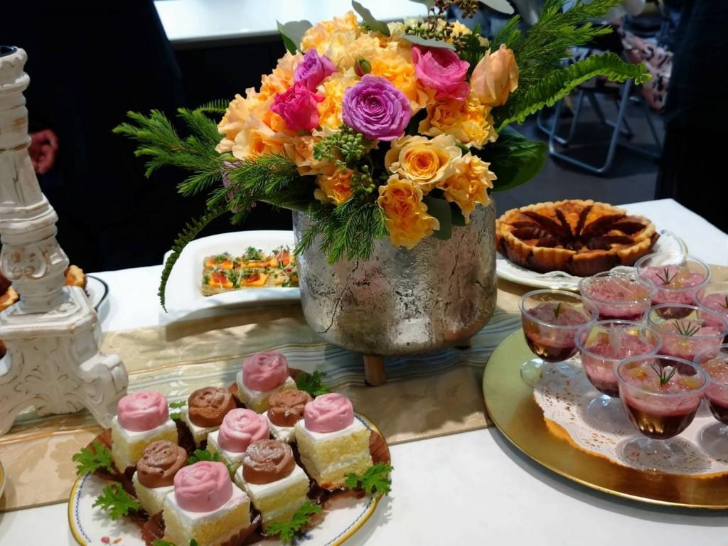 Audi松山インターの リニューアル1周年記念パーティー(2)