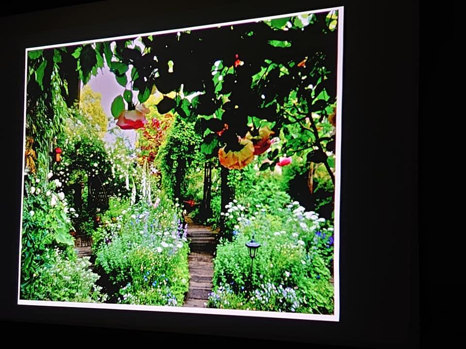 オープンガーデンから学ぶ庭づくり~高嶋清子さん講演会