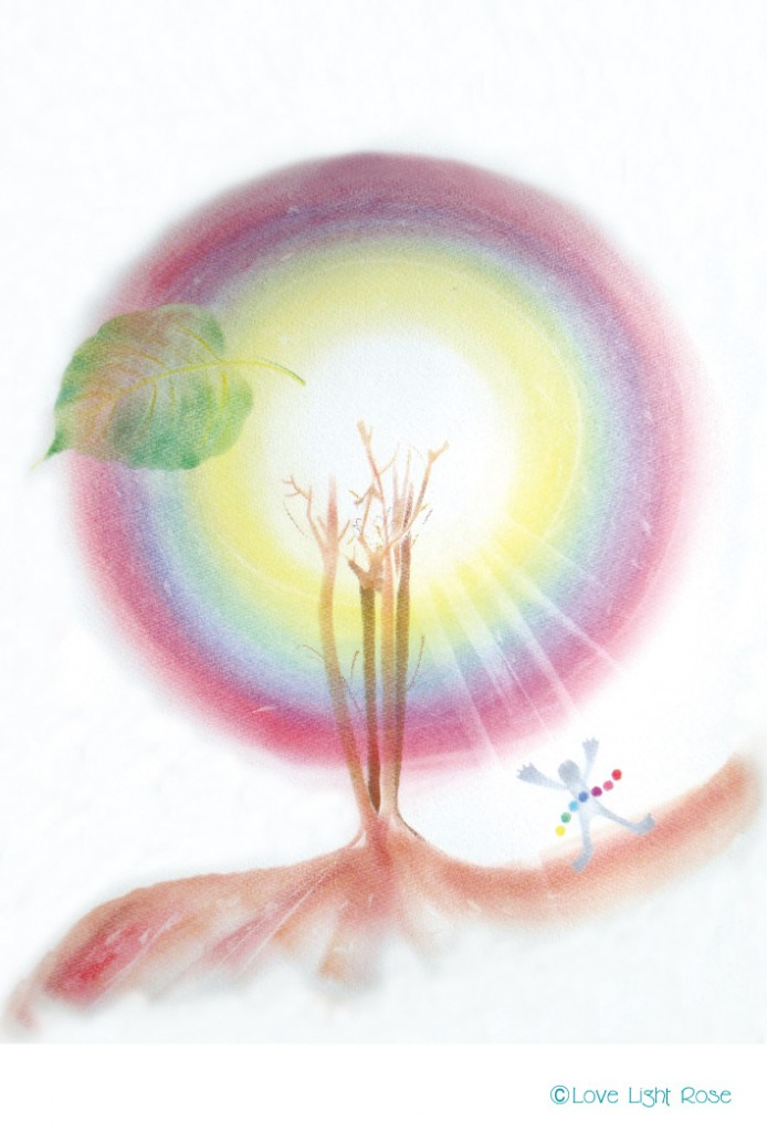 妖精ポストカード(新菩提樹)