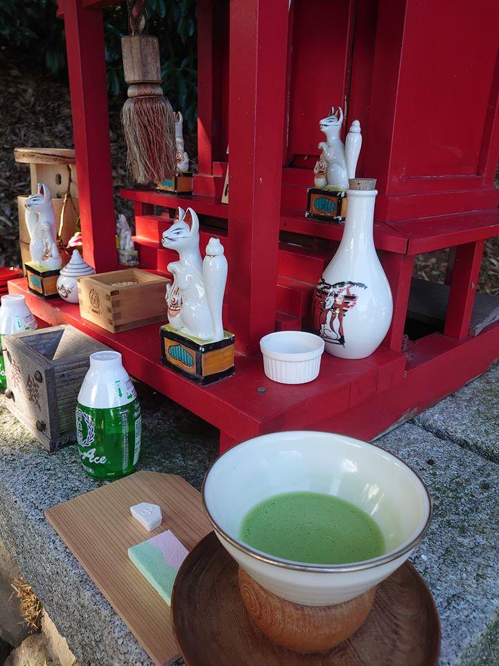 稲荷神社初午祭