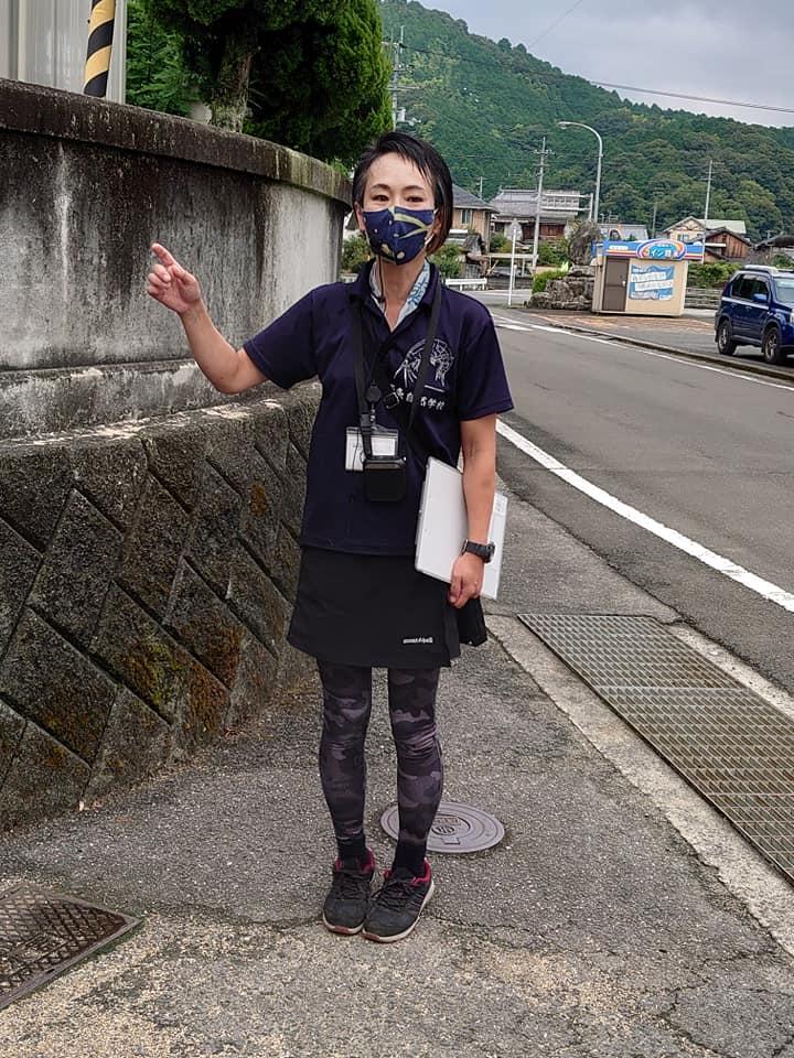 丹原町古田・自然観察会